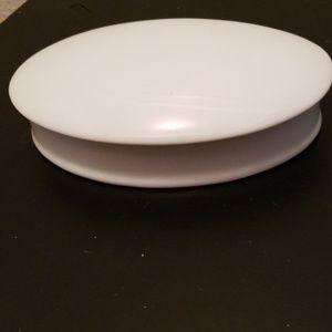 Classic Porcelain Keepsake Box